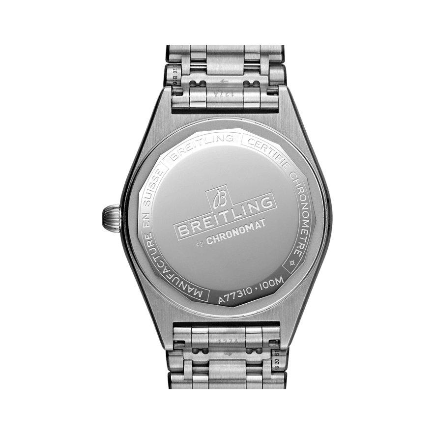 Breitling Damenuhr Chronomat 32 A77310101A3A1