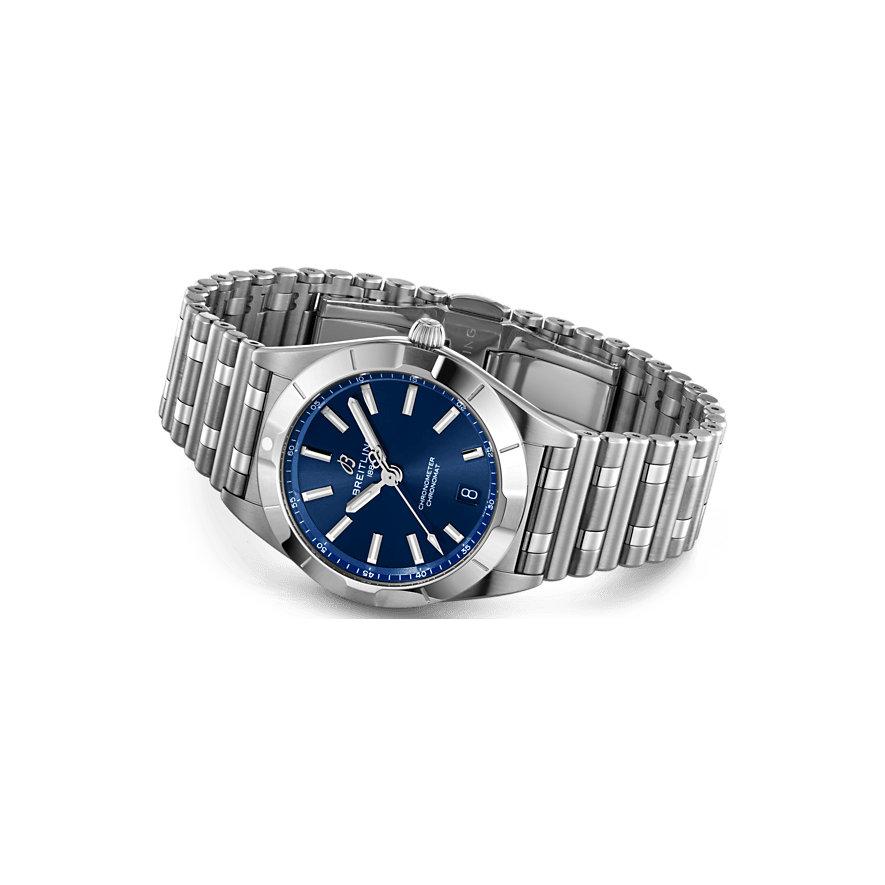 Breitling Damenuhr Chronomat 32 A77310101C1A1