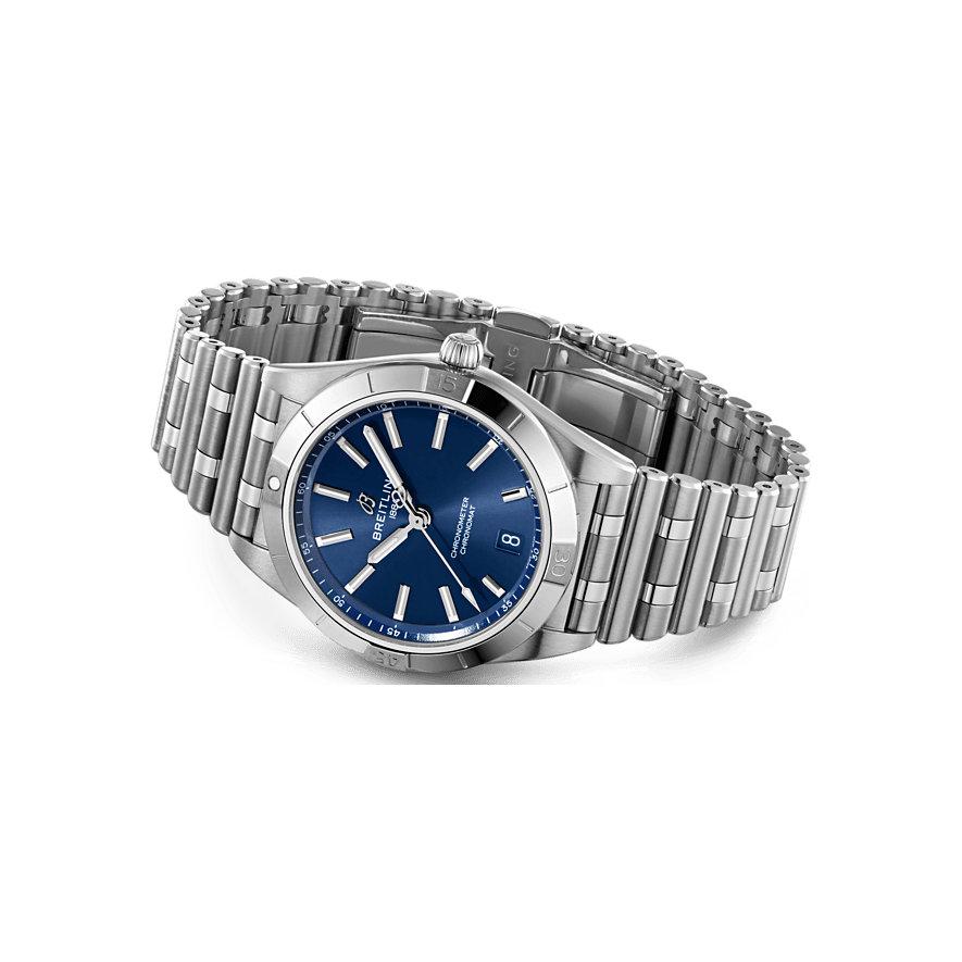 Breitling Damenuhr Chronomat A10380101C1A1