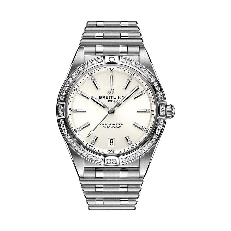 Breitling Damenuhr Chronomat A10380591A1A1