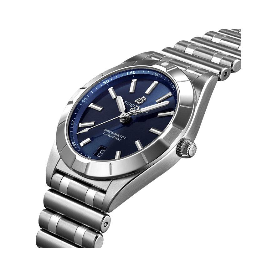 Breitling Damenuhr Chronomat A77310101C1A1