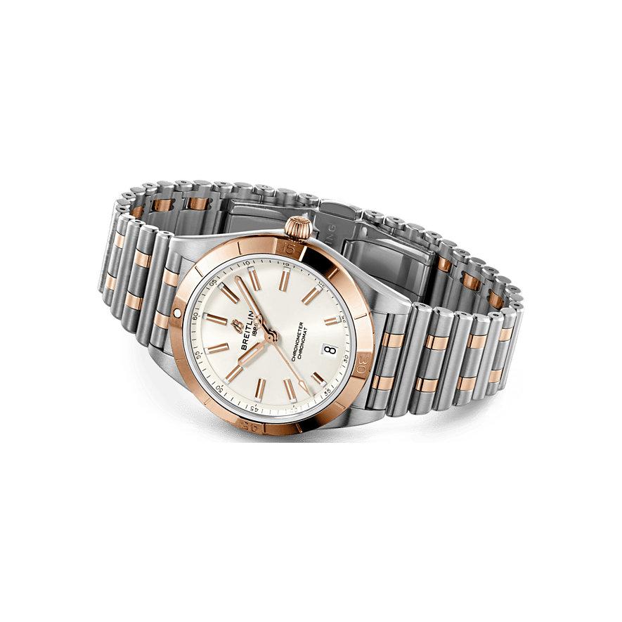 Breitling Damenuhr Chronomat Automatic 36 U10380101A1U1