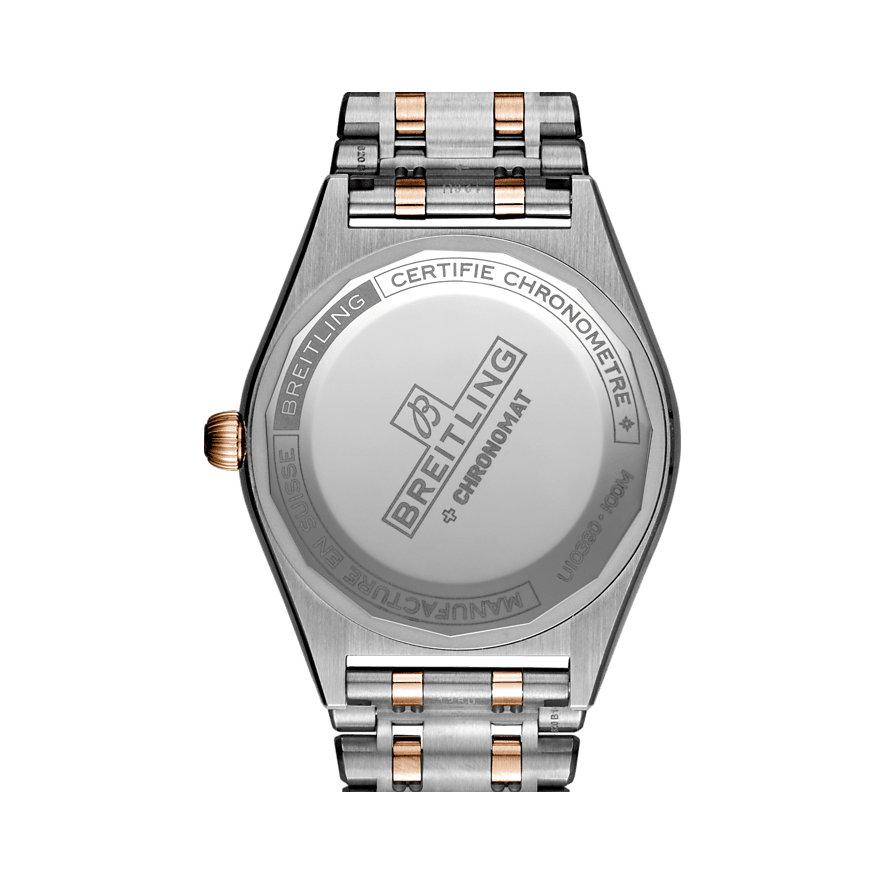 Breitling Damenuhr Chronomat Automatic 36 U10380591A1U1