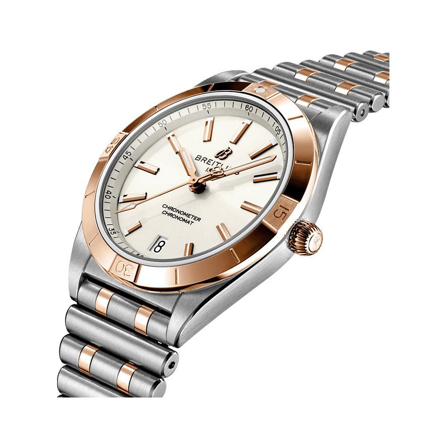 Breitling Damenuhr Chronomat U10380101A1U1