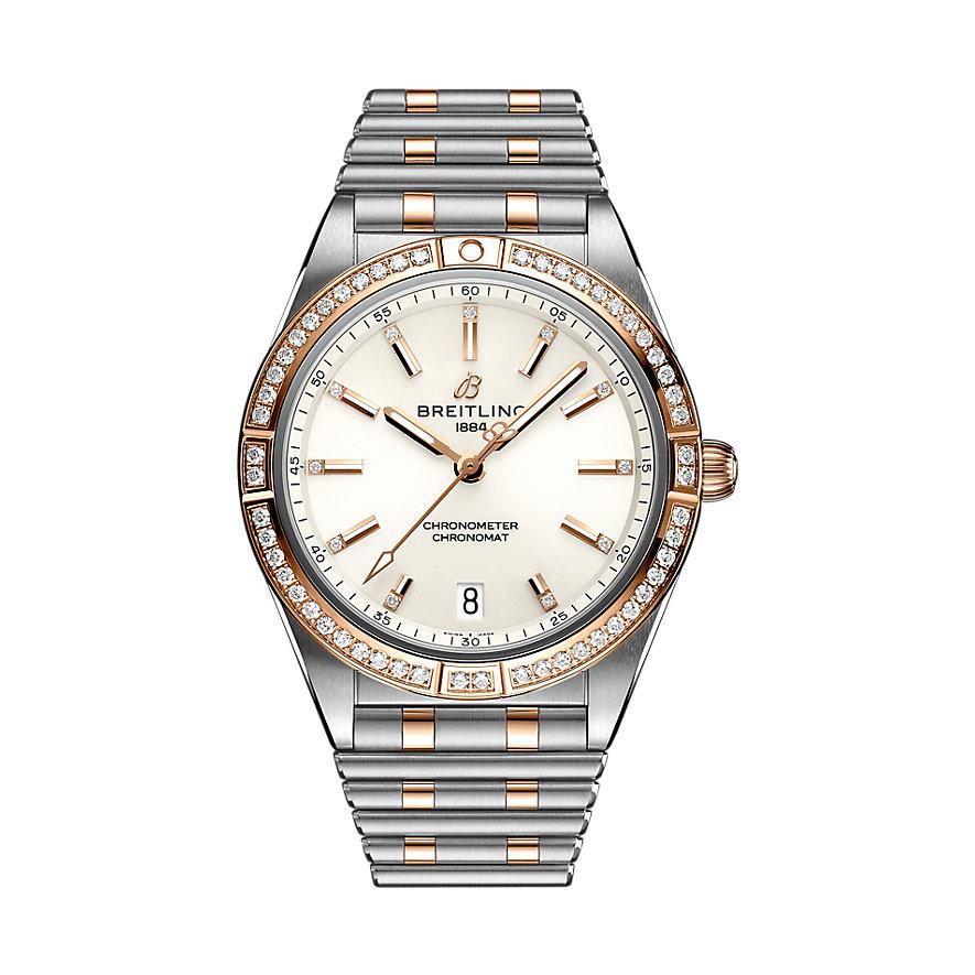 Breitling Damenuhr Chronomat U10380591A1U1