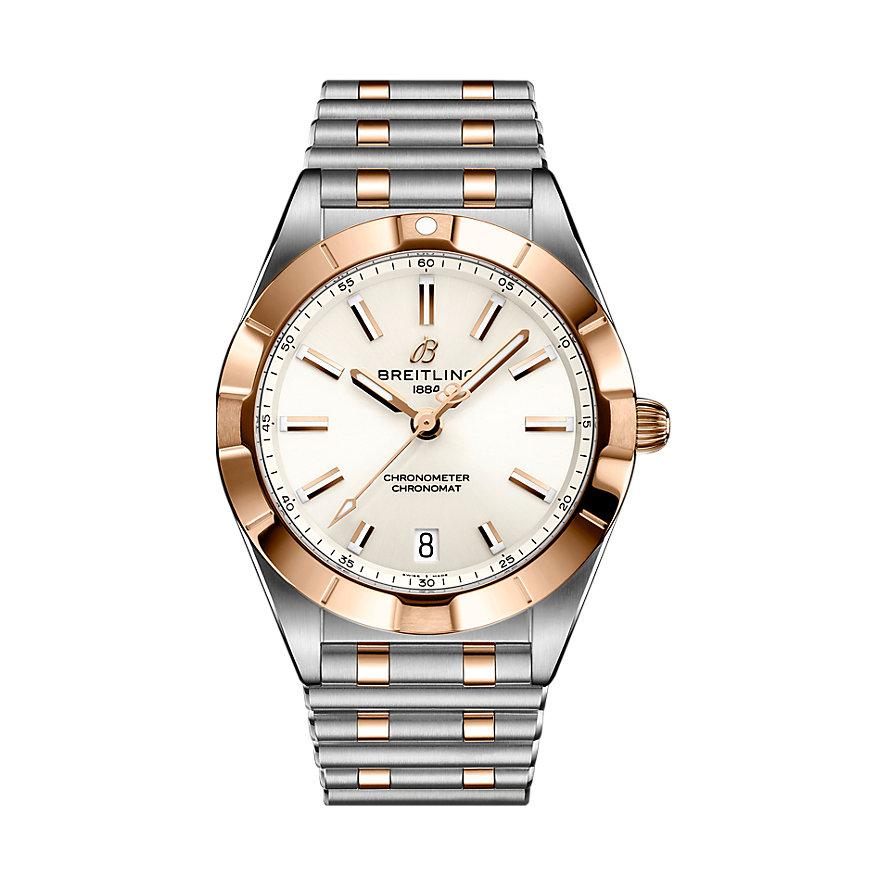 Breitling Damenuhr Chronomat U77310101A1U1