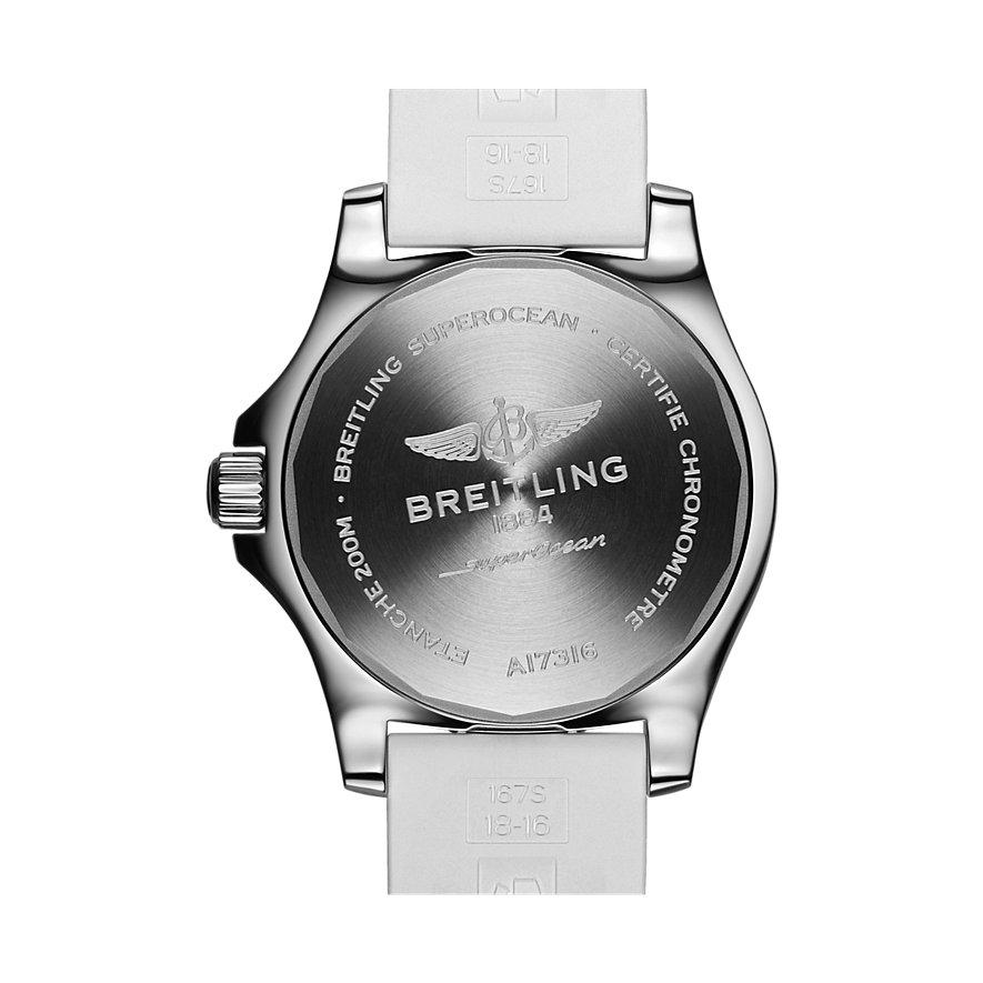 Breitling Damenuhr Superocean Automatic 36 A17316D21A1S1