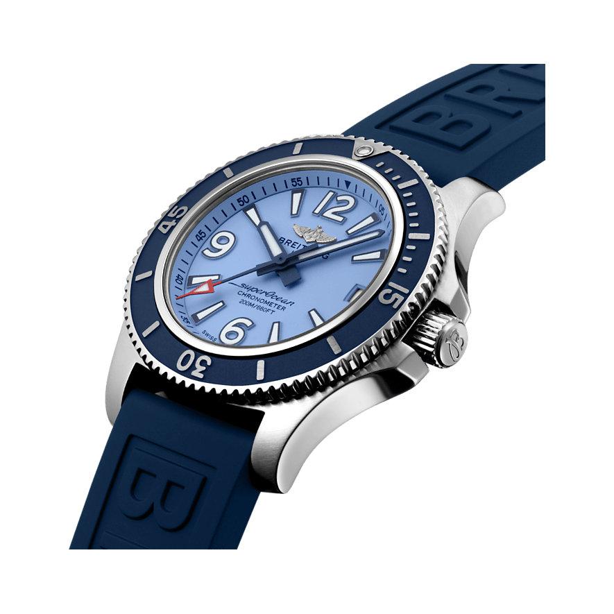 Breitling Damenuhr Superocean Automatic 36 A17316D81C1S1