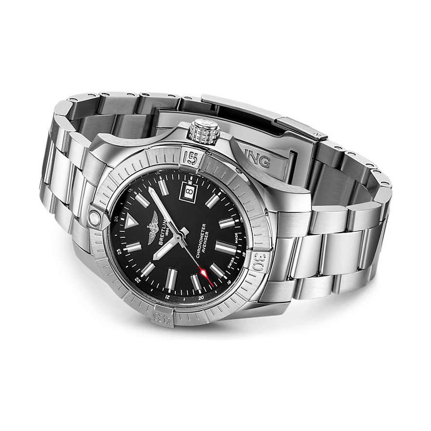 Breitling Herrenuhr Avenger Automatic 43 A17318101B1A1