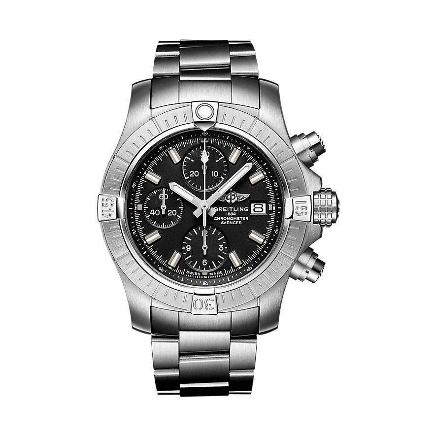 Breitling Herrenuhr Avenger Chronograph 43 A13385101B1A1