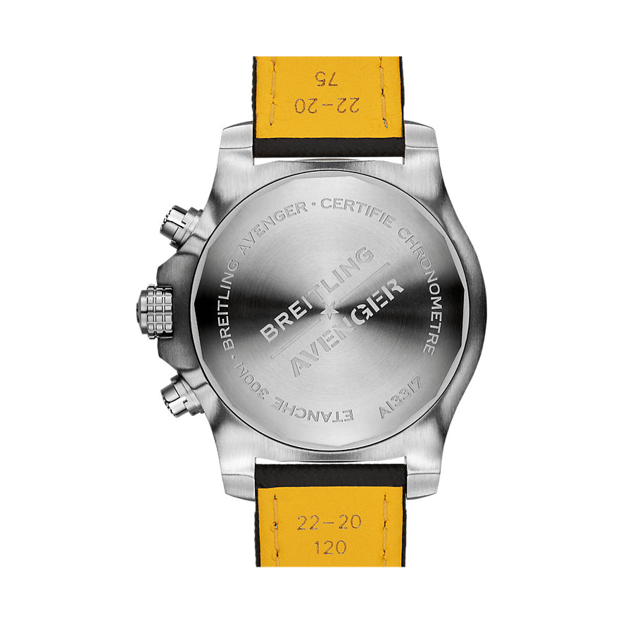 Breitling Herrenuhr Avenger Chronograph 45 A13317101B1X1