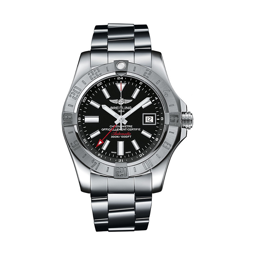 Breitling Herrenuhr Avenger II Gmt A3239011/BC35/170A