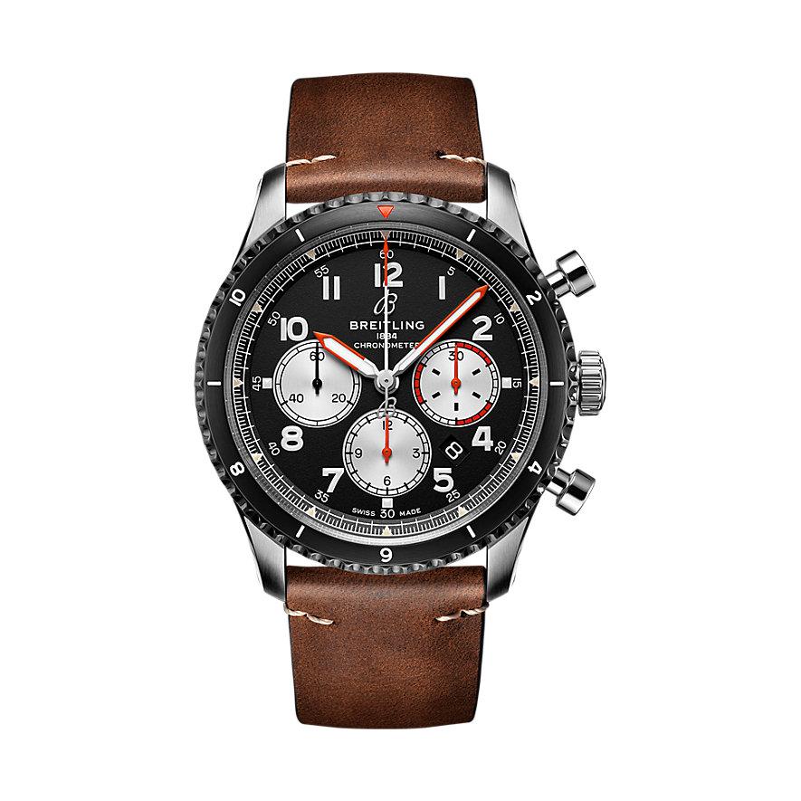 Breitling Herrenuhr Aviator 8 B01 Chronograph 43 AB01194A1B1X1