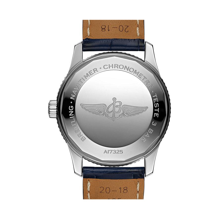Breitling Herrenuhr Navitimer 1 Automatic 38 A17325211C1P1