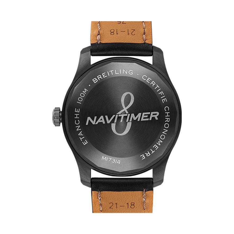 Breitling Herrenuhr Navitimer 8 Automatic 41 M17314101B1X1