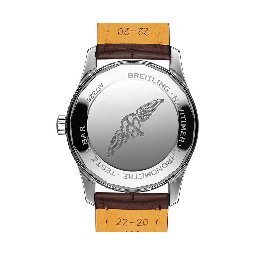 Breitling Herrenuhr Navitimer A17326211G1P2