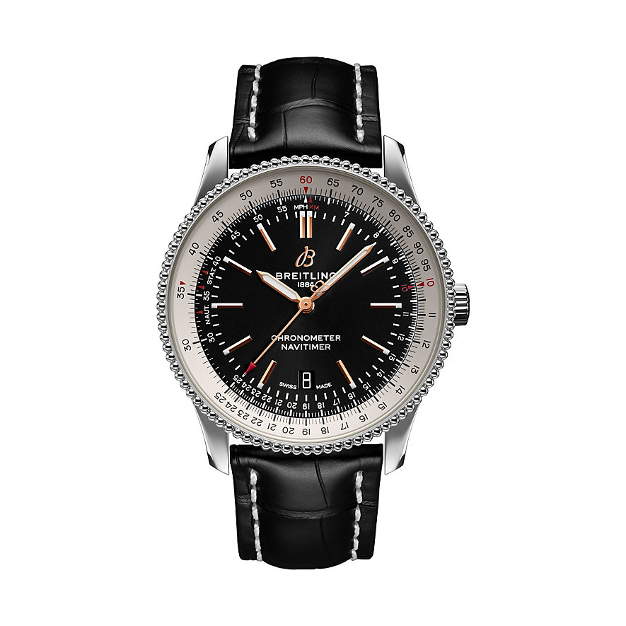 Breitling Herrenuhr Navitimer Automatic 41 A17326211B1P2