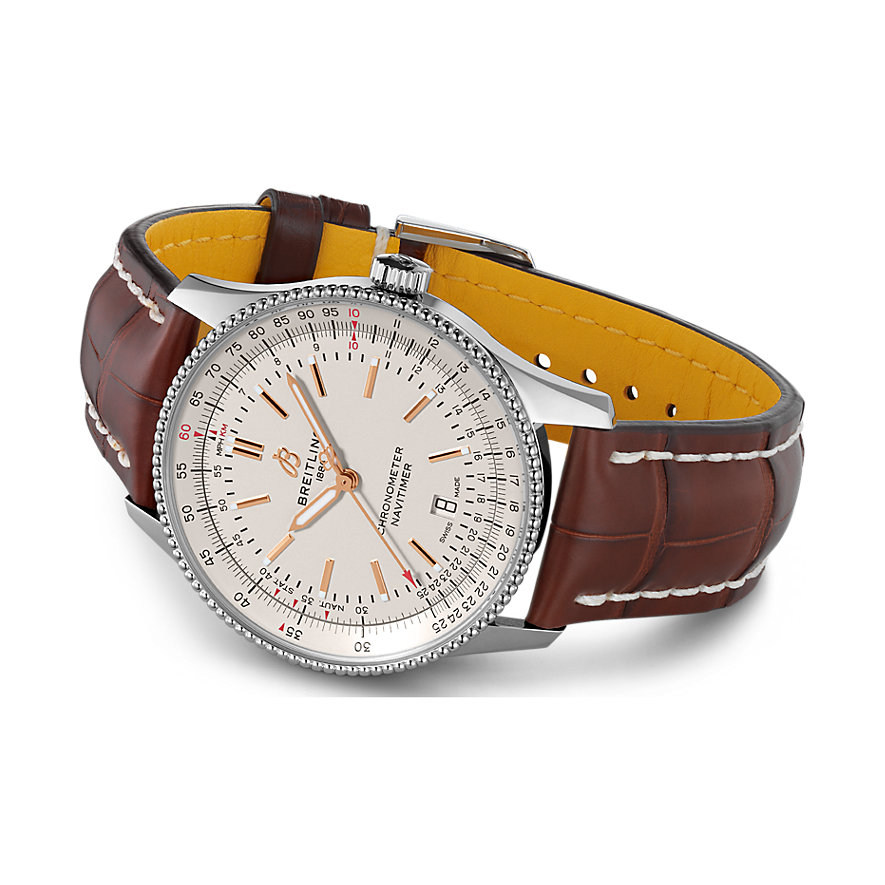 Breitling Herrenuhr Navitimer Automatic 41 A17326211G1P2