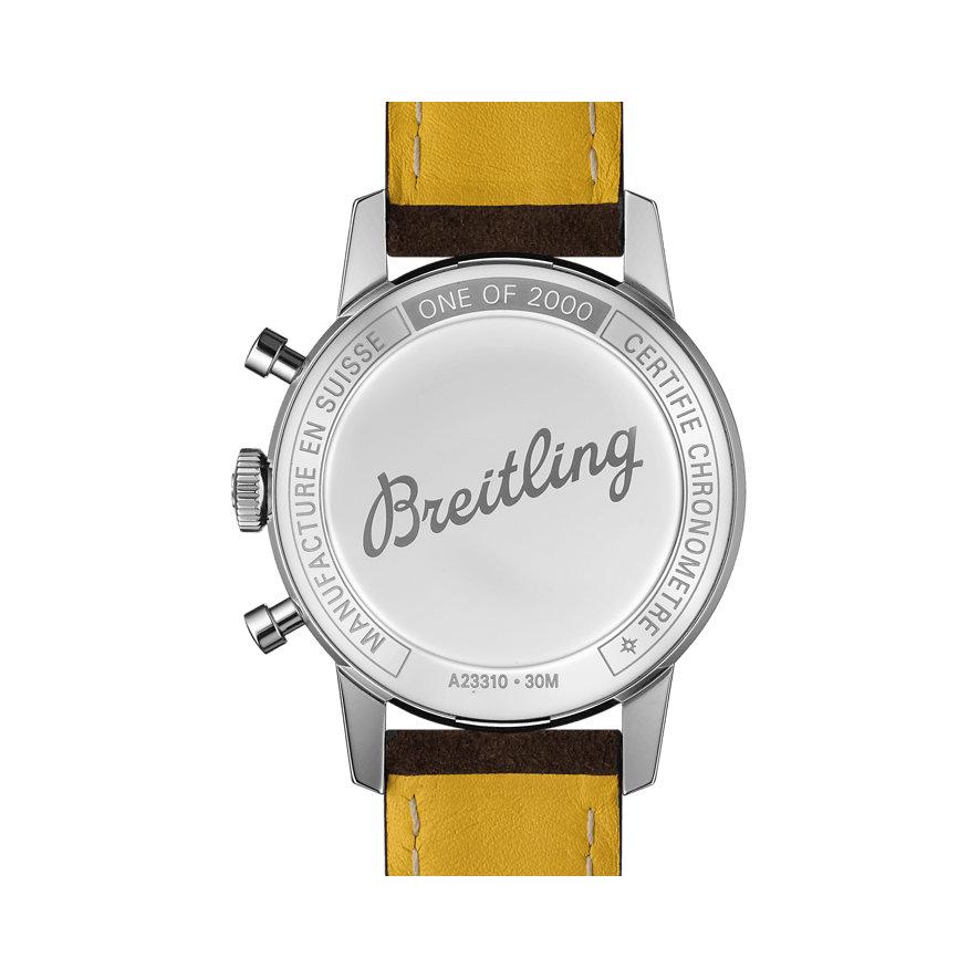 Breitling Herrenuhr Premier A23310121G1X1