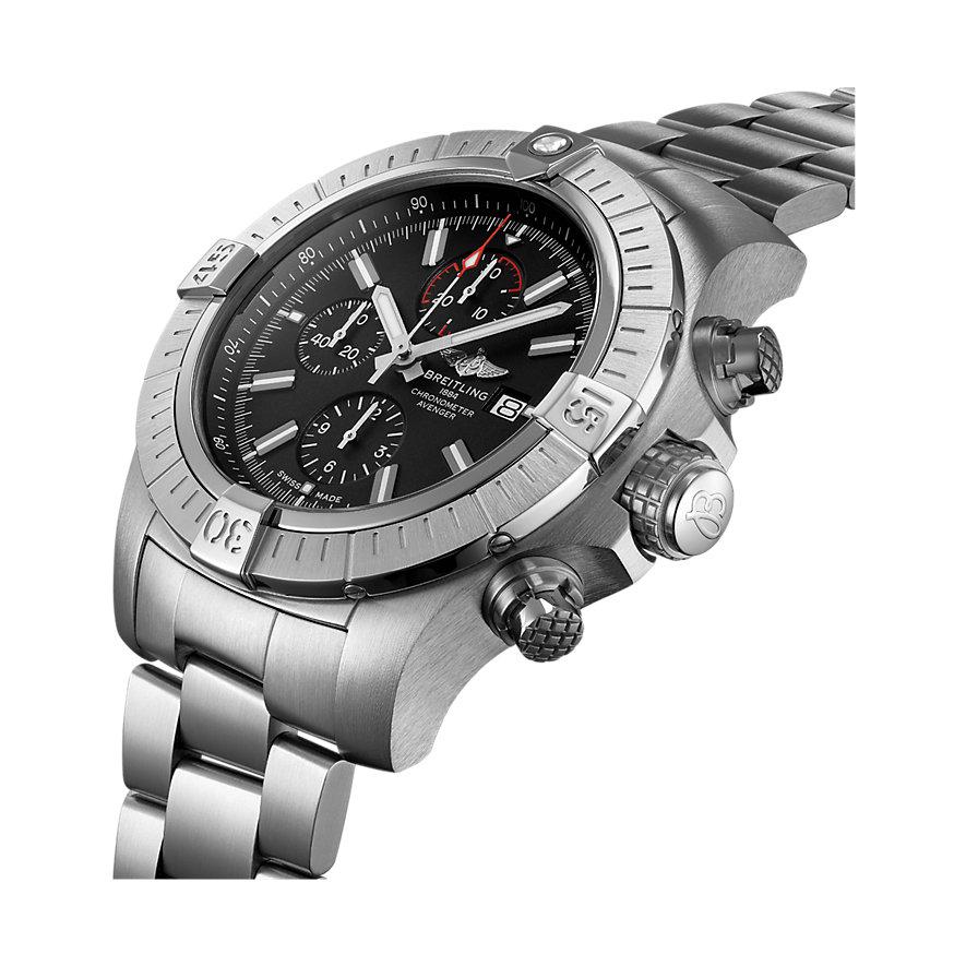 Breitling Herrenuhr Super Avenger A13375101B1A1