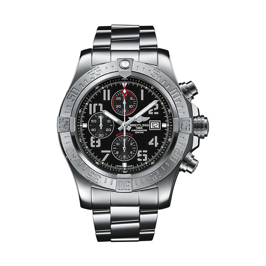 Breitling Herrenuhr Super Avenger II Chronograph 48 A1337111/BC28/168A
