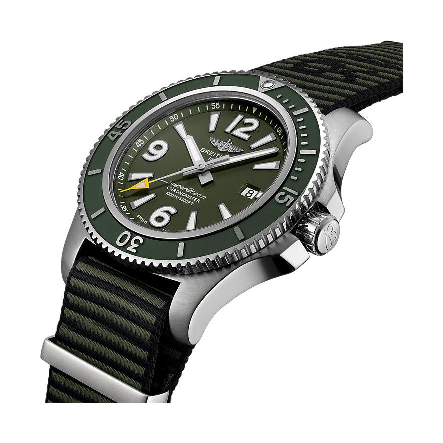 Breitling Herrenuhr Superocean A17367A11L1W1