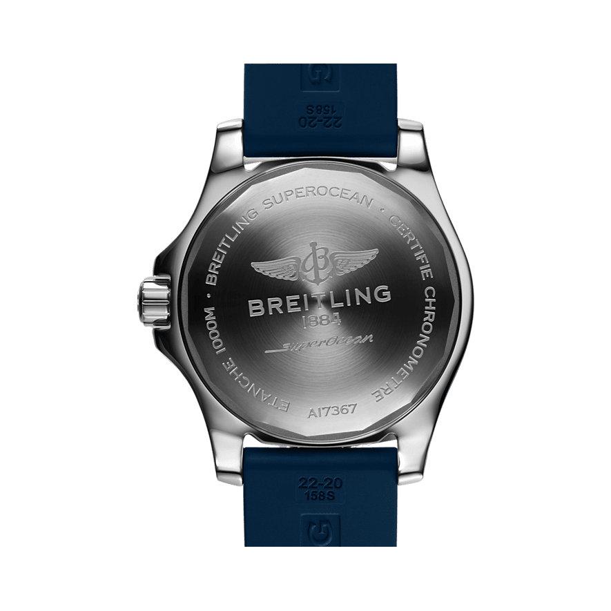 Breitling Herrenuhr Superocean Automatic 44 A17367D81C1S1