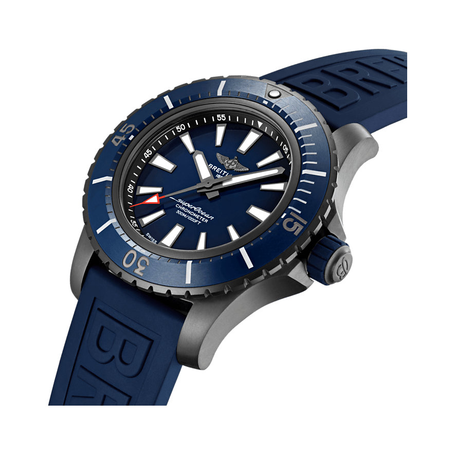 Breitling Herrenuhr Superocean Automatic 48 Titan V17369161C1S1