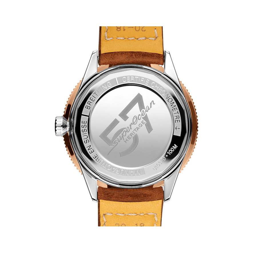 Breitling Herrenuhr Superocean Héritage '57 U10370121B1X2