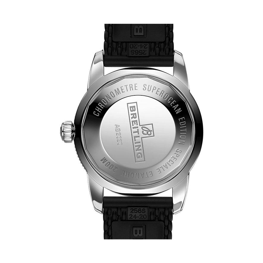 Breitling Herrenuhr Superocean Héritage II B20 Automatic 46 AB2020121B1S1