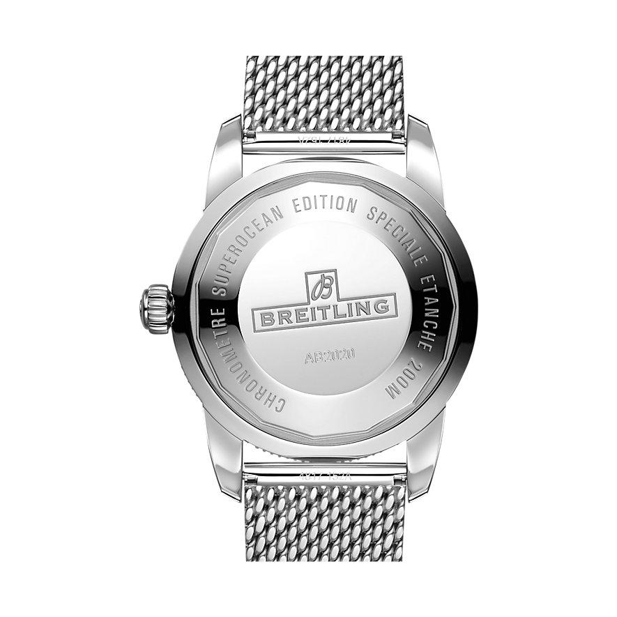 Breitling Herrenuhr Superocean Héritage II B20 Automatic 46 AB2020161C1A1