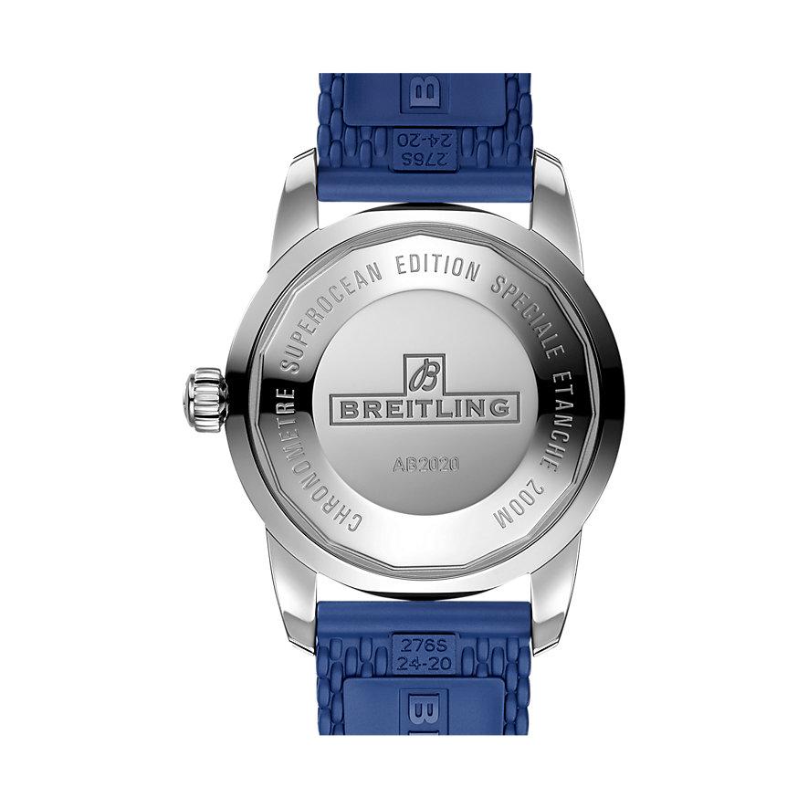 Breitling Herrenuhr Superocean Héritage II B20 Automatic 46 AB2020161C1S1