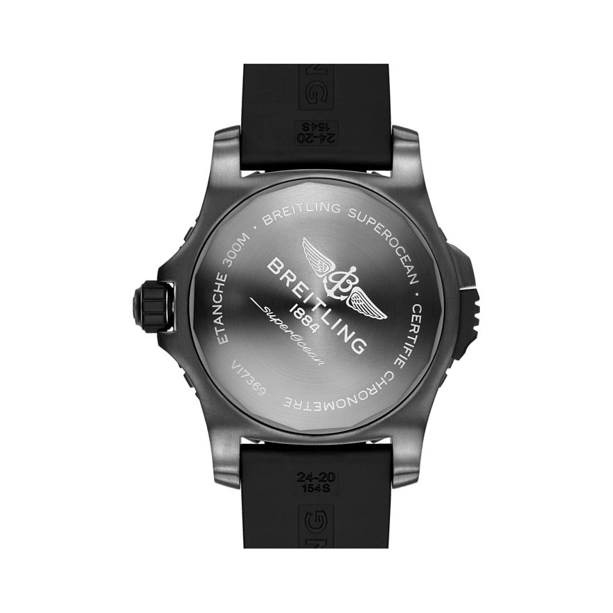 Breitling Herrenuhr Superocean  V17369241L1S2