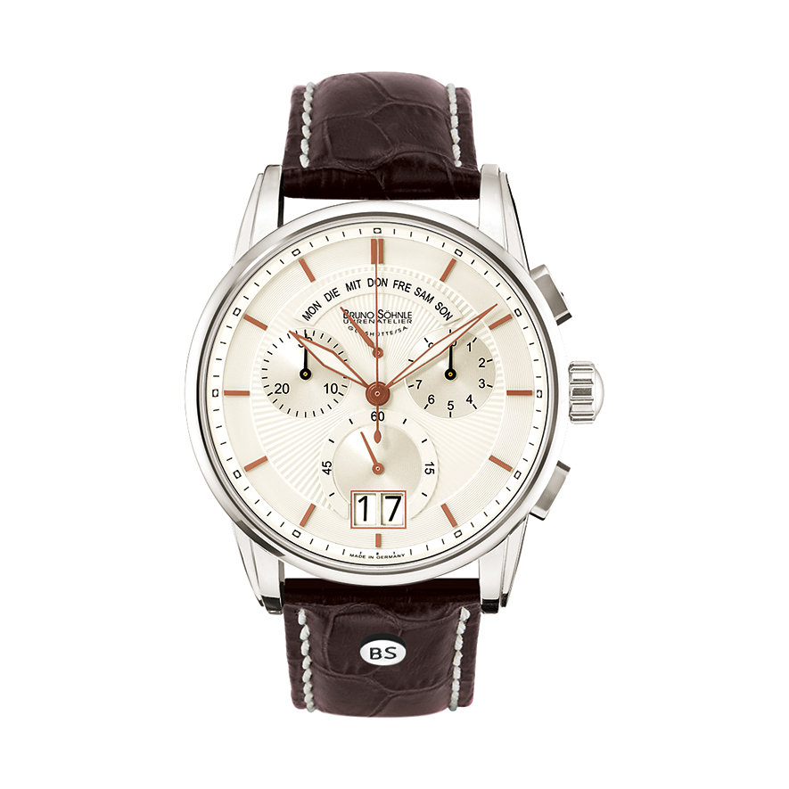 Bruno Söhnle Chronograph Grandioso 17-13117-245