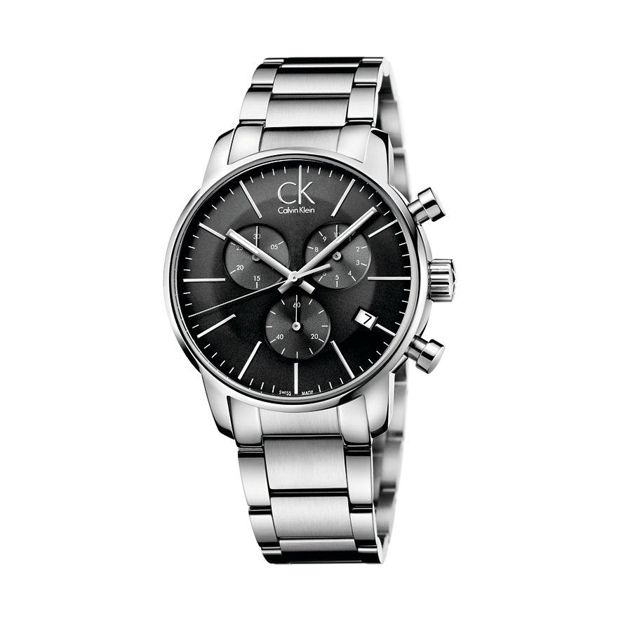Calvin Klein Chronograph City K2G27143