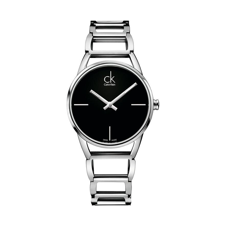 Calvin Klein Damenuhr Stately K3G23121