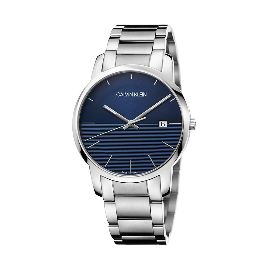 Calvin Klein Herrenuhr City Extension K2G2G14Q