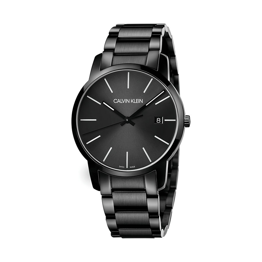 Calvin Klein Herrenuhr City Extension K2G2G4B1