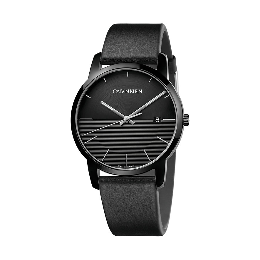 Calvin Klein Herrenuhr City Extension K2G2G4C1