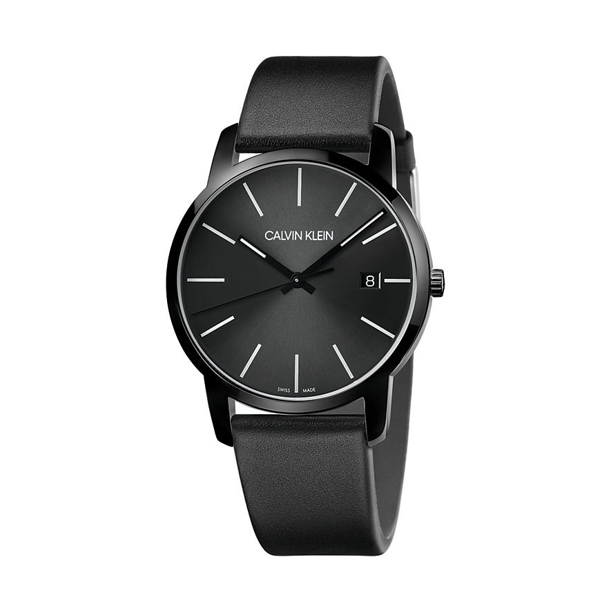 Calvin Klein Herrenuhr City Extension K2G2G4CX