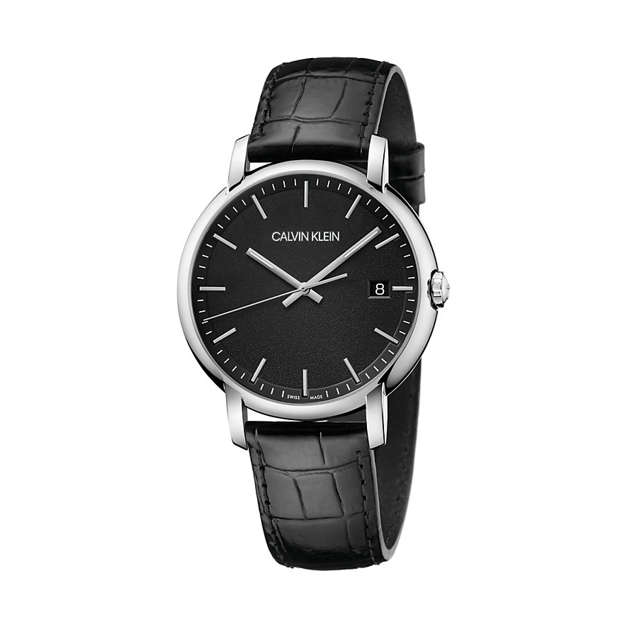 Calvin Klein Herrenuhr Established K9H211C1