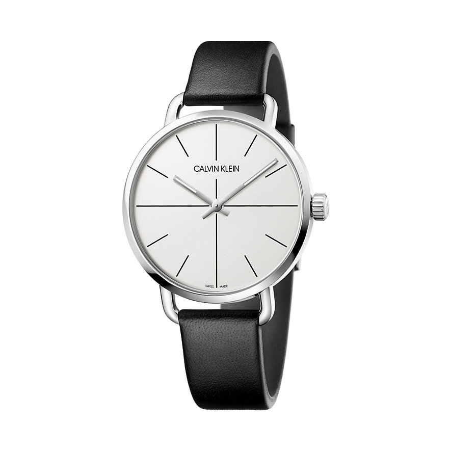 Calvin Klein Herrenuhr Even Extension K7B211CY