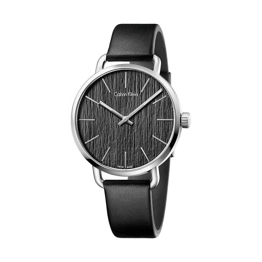 Calvin Klein Herrenuhr Even K7B211C1