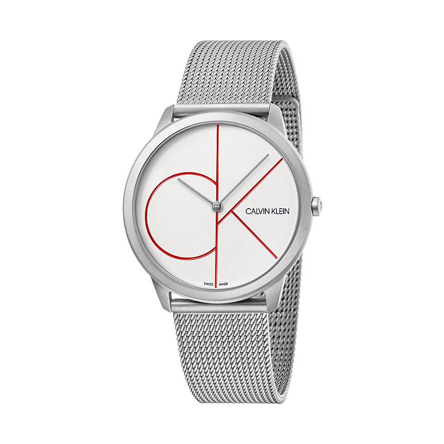 Calvin Klein Herrenuhr Minimal Extension K3M51152