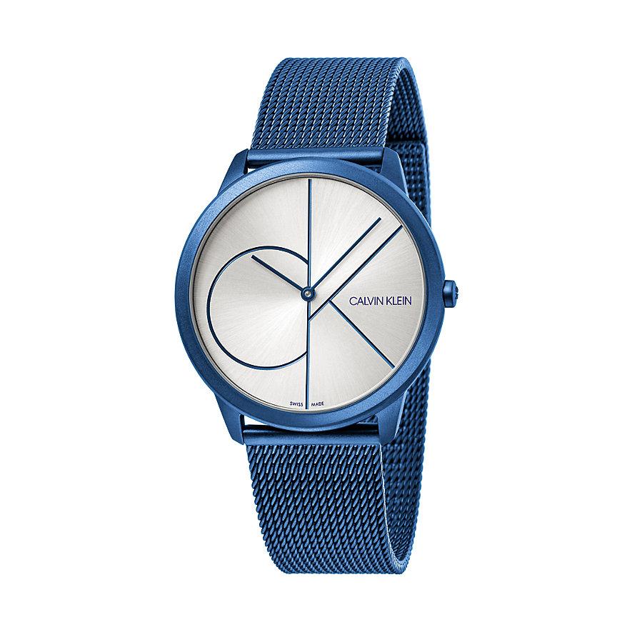 Calvin Klein Herrenuhr Minimal Extension K3M51T56