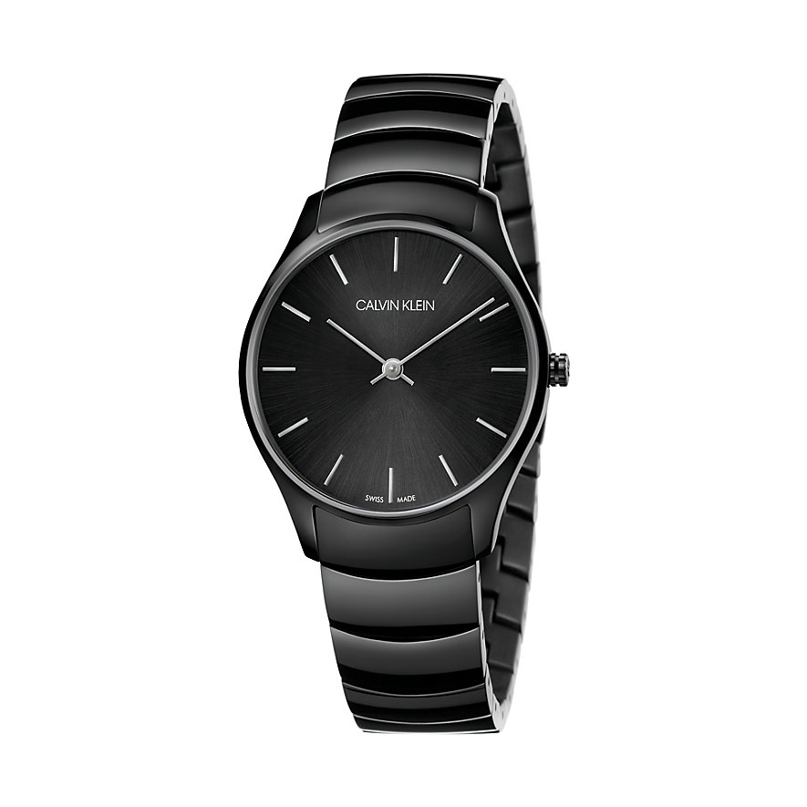 Calvin Klein Unisexuhr Classic Too K4D22441