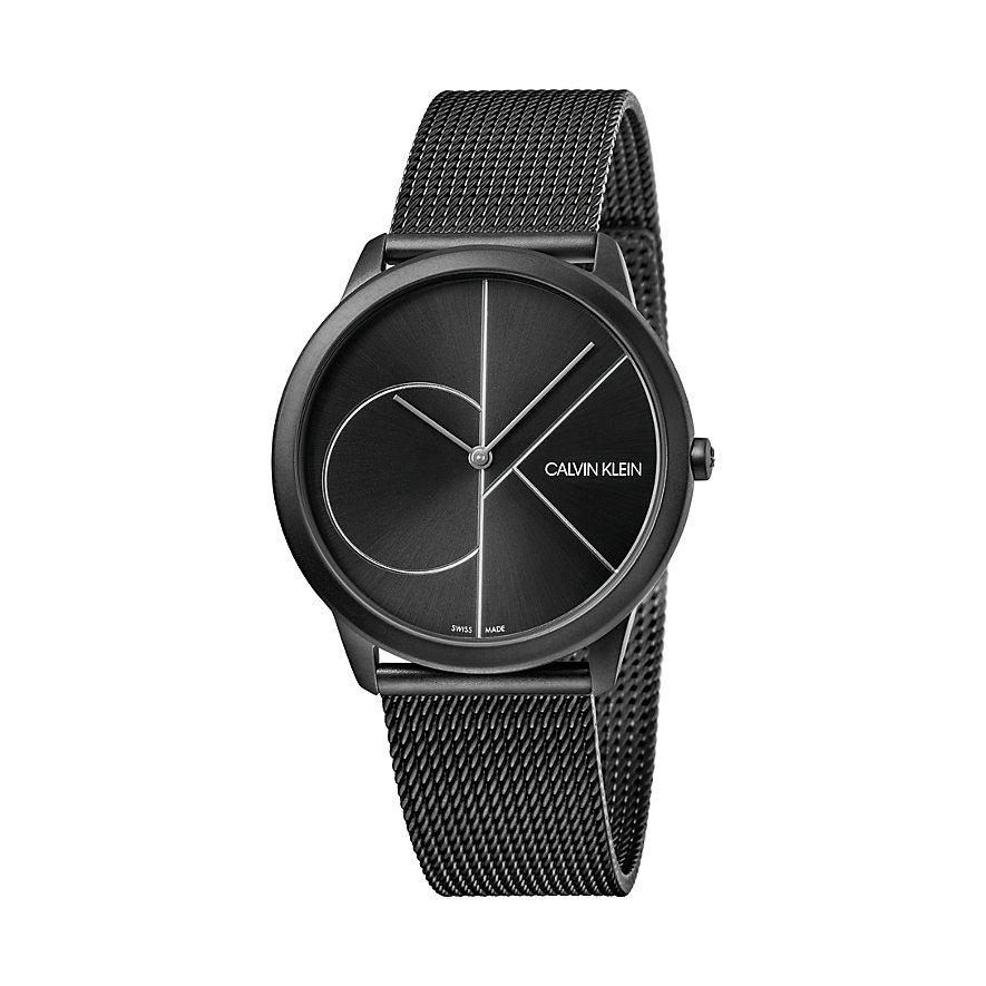 Calvin Klein Unisexuhr Minimal Extension K3M5145X