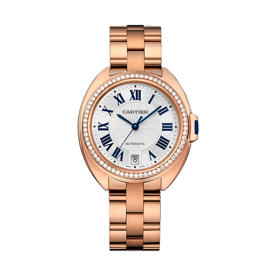 Cartier Damenuhr Clé de Cartier WJCL0006