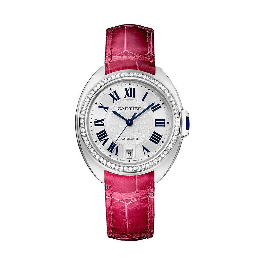 Cartier Damenuhr Clé De Cartier WJCL0014