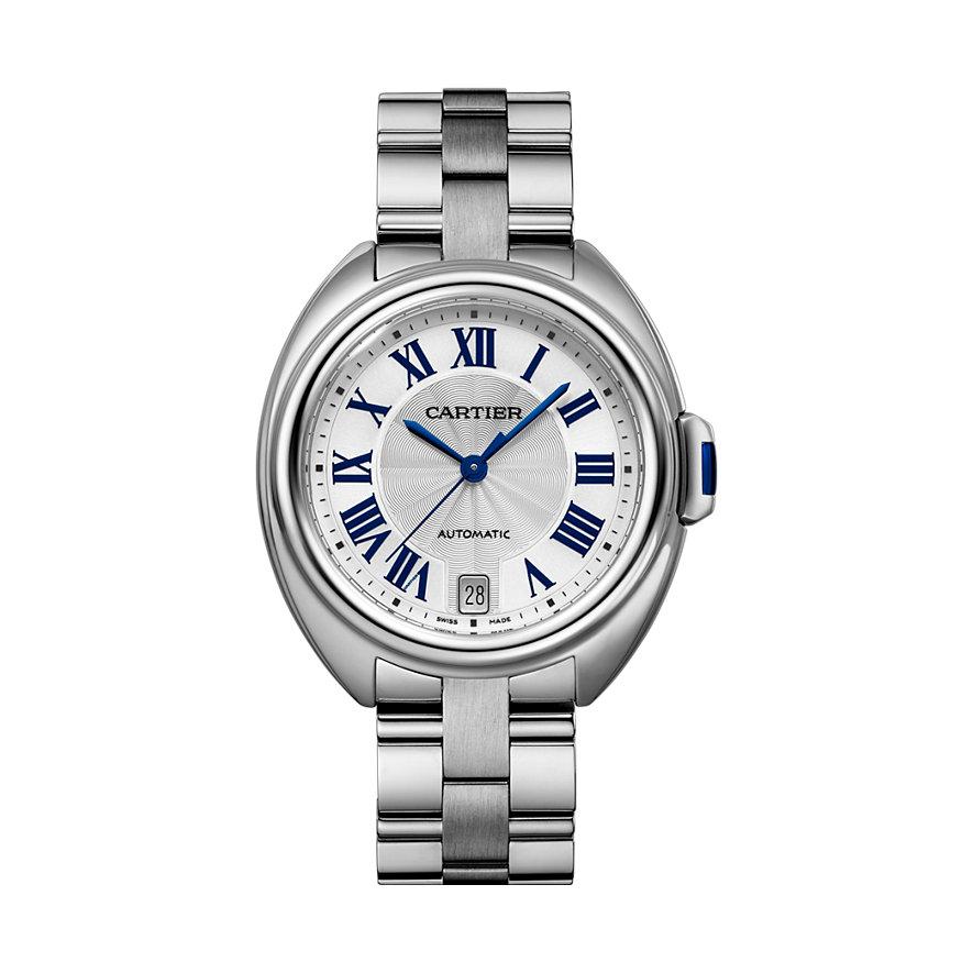 Cartier Damenuhr Clé de Cartier WSCL0006